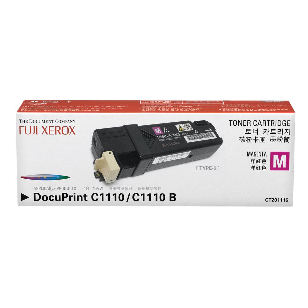 CT201116	CRU Magenta for DocuPrint C1110B/ C1110 ( 2.000 pages )
